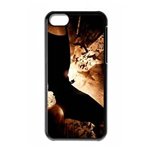 Batman iPhone 5c Cell Phone Case Black