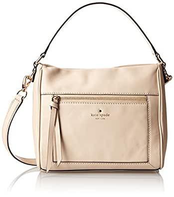 kate spade new york Briar Lane Small Harris Shoulder Bag, Biscotto, One Size