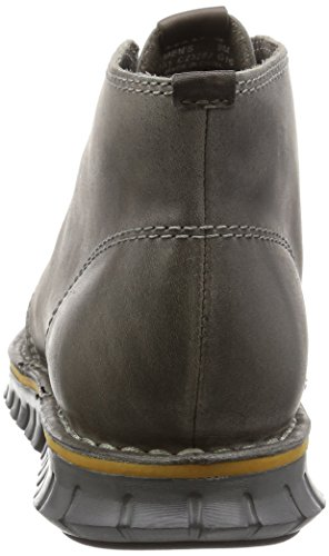 Cole Haan Mens Zerogrand Stichout Chukka Boot Ironstone Pelle / Magnete