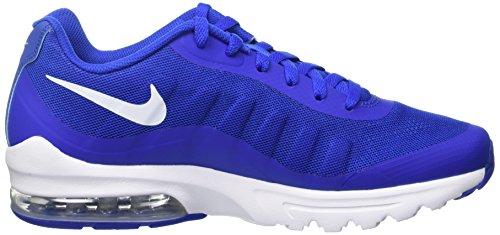 Nike Air Max Invigor - Zapatillas unisex Azul / Blanco (Game Royal / White)