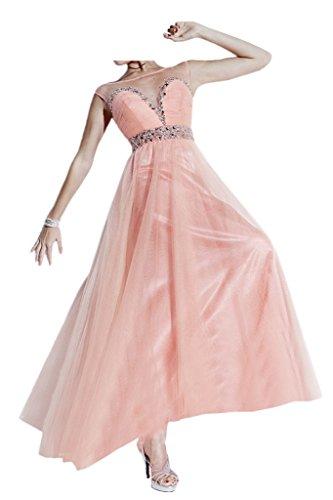 TOSKANA BRAUT -  Vestito  - linea ad a - Donna rosa 34