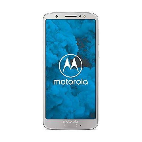 chollos oferta descuentos barato Motorola Moto g 14 5 cm 5 7 3 GB 32 GB SIM Doble 4G Plata 3000 mAh Smartphone 14 5 cm 5 7 3 GB 32 GB 12 MP Android 8 0 Plata