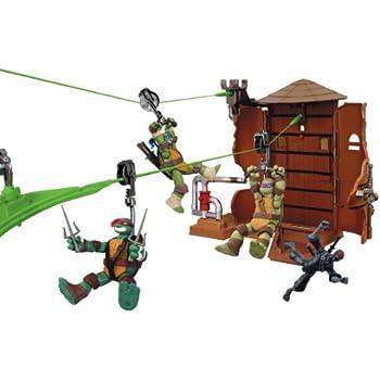 Amazon.com: teenage mutant ninja turtles Z-Line Fire Escape ...