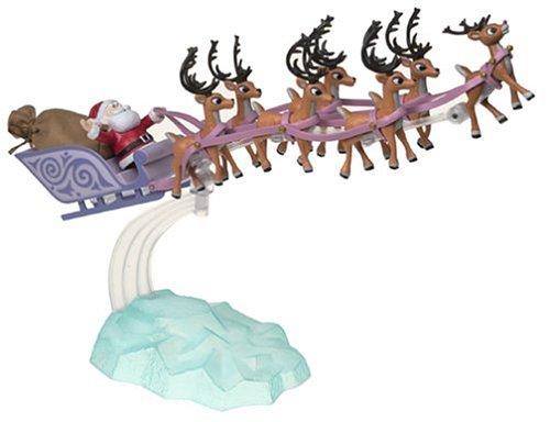 Rudolph the Red-Nosed Reindeer: Santa's Sleigh & Reindeer (Styled Sleigh)