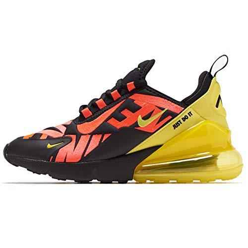 Nike Air Max 270 Emb (gs) Big Kids Av4076-001 Size 6