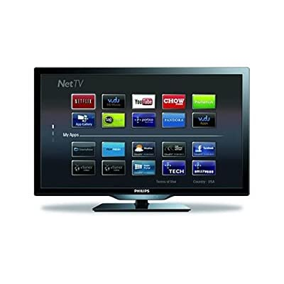 Philips 29PFL4908 29 720p Widescreen LED TV 16:9 8ms HDTV 1366x768 270 Nits 5500:1 HDMI/USB Speaker Surround Sound Dolby Digital Ethernet Wi-Fi Media Player