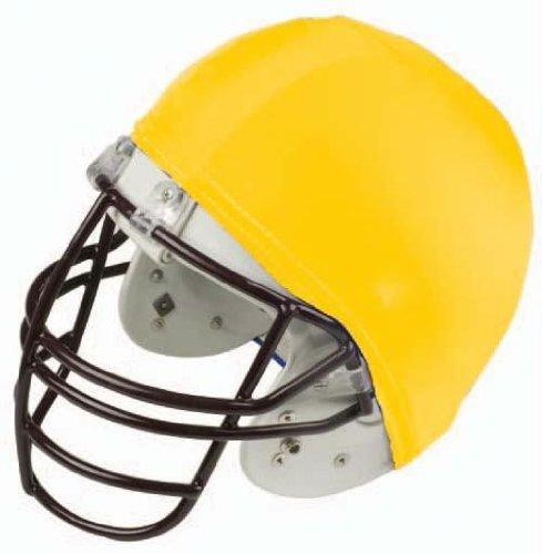 Economy Football Helmet Covers (Gold) (Set Of 12)