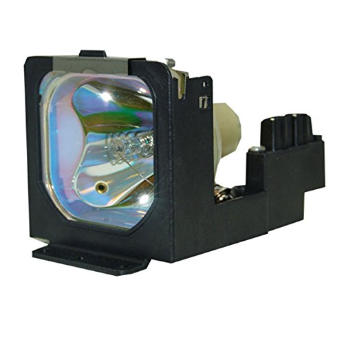 Lutema LV-LP10-P01 Canon LV-LP10 6986A001 Replacement LCD/DLP Projector Lamp (Philips Inside) (Lp10 Replacement Lv)