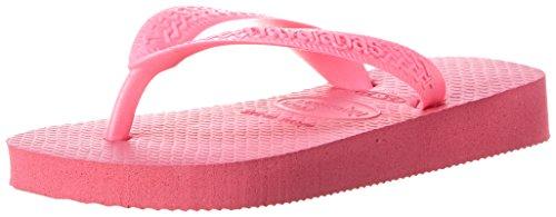 Havaianas Top Flip Flop (Toddler/Little Kid),Shocking Pink,23/24 BR (8 M US - Pink Havaianas