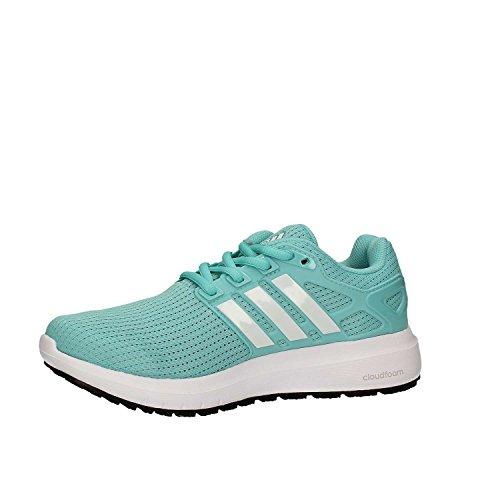 Adidas Energy Cloud Wtc W, Zapatillas para Mujer, Marrón (Mensen/Ftwbla/Negbas), 36 EU