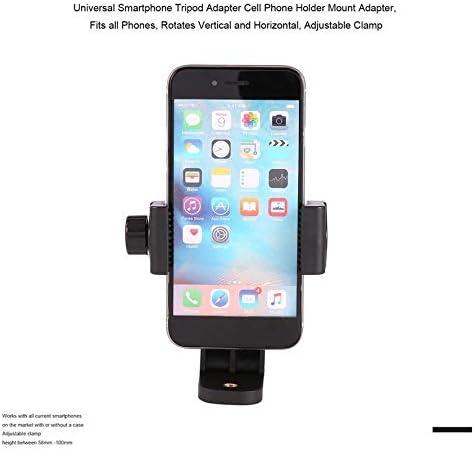 ningbao951 Universal Adjustable Tripod Mount Cell Phone Clip ...