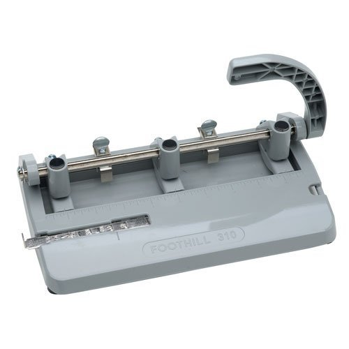 Skilcraft Adjustable Heavy-Duty 3-Hole Punches (NSN2633425)