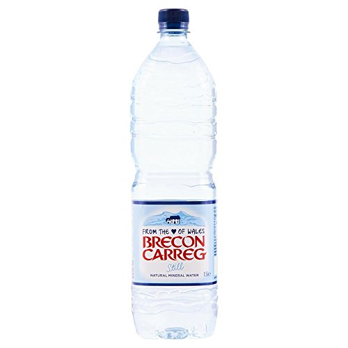 Brecon Mineral Water Brecon Natural Mineral Water 1500ml Still (Pack of 12) by Brecon Mineral Water