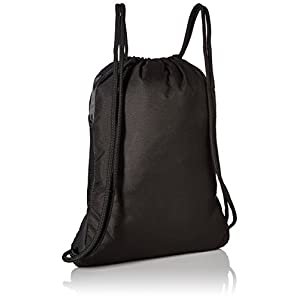 adidas Alliance II Sack Pack, One Size, Black Jersey/Black/Bronze