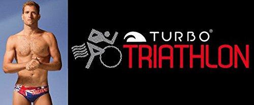 Turbo - Bañador Scuba Dive Flash de Waterpolo Competicion Natación y Triatlón: Amazon.es: Ropa y accesorios