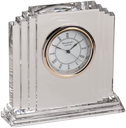 Waterford Crystal Metropolitan Large Clock