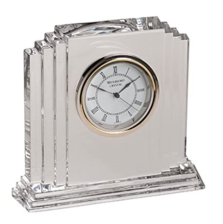 waterford crystal large clock