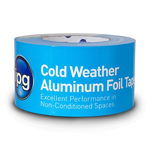 IPG Cold Weather Aluminum Foil Tape, 3