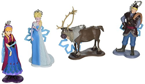 JAMN Products Frozen Character Set without Olaf (4 Piece)