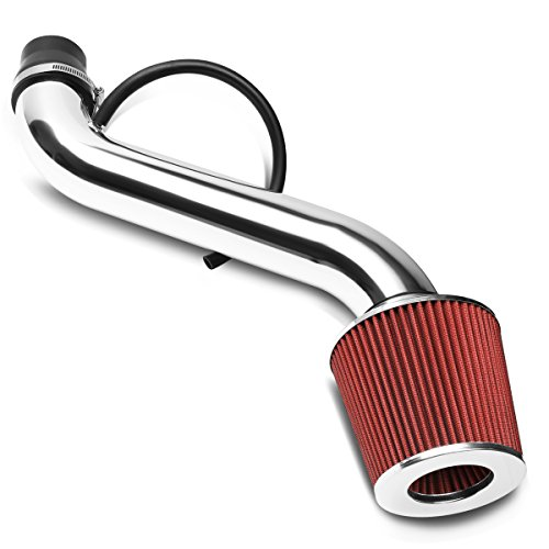 For Acura Integra GS-R 3 inches OD Red Performance Air Intake + Filter System