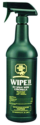 Wipe Ii Brand Fly Spray With Citronella