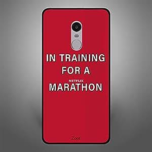 Xiaomi Redmi Note 4 In training for a Netflix Marathon