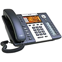 ATCOM A68W Enterprise Level VoIP Phone with WiFi Support (Power Supply Included)