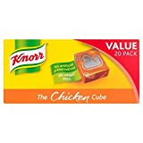 Knorr Chicken Cubes 20 per pack (Pack of 6)