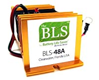 Battery Life Saver BLS-48A 48v Battery System Desulfator Rejuvenator