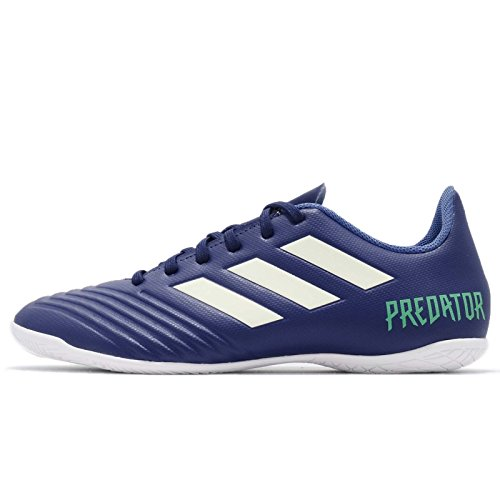 Botas In de Fútbol Predator Cp9277 Adidas 001 Unisex Tango 18 4 Indigo Adulto Mehrfarbig xYwI08