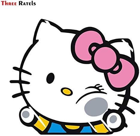 Hello Kitty Aufkleber