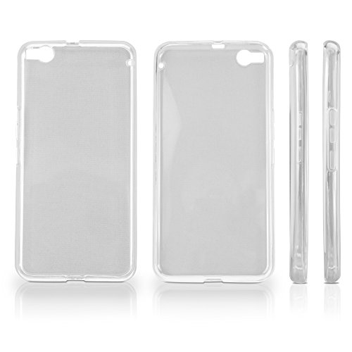 Image of HTC One X9 Case, BoxWave [Pure Crystal Slip] Durable, Flexible