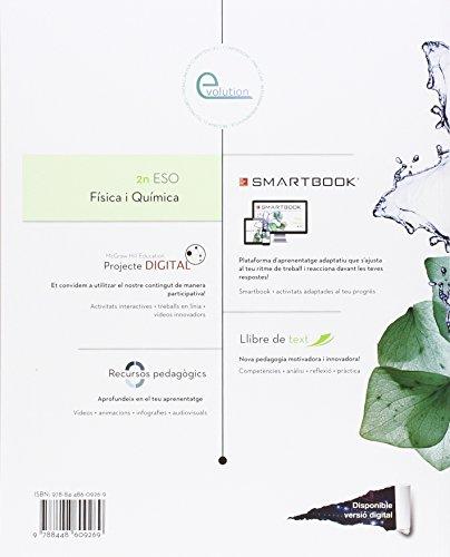 LA+SB FISICA I QUIMICA 2 ESO. LLIBRE ALUMNE + SMARTBOOK. - 9788448609269