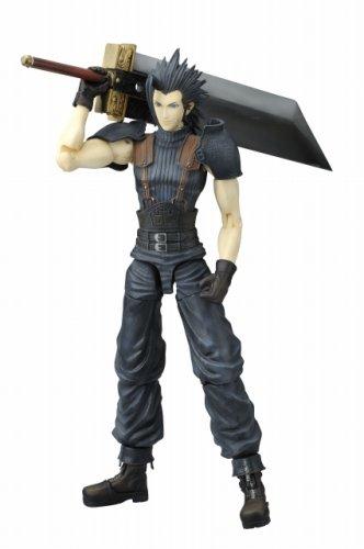Final Fantasy Crisis Core Figur Zack
