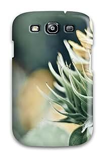 Cute Tpu Art Marie Johnson Close Up Case Cover For Galaxy S3