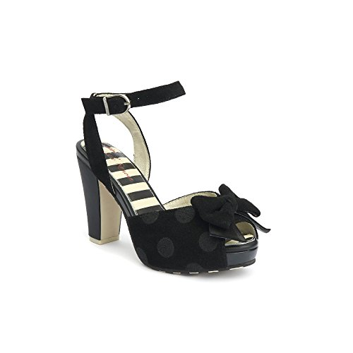 Lola Ramona - Zapatos con tacón mujer
