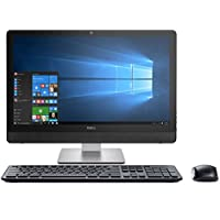 2018 Dell Inspiron 23.8 Full HD Touchscreen 1920x1080 All-in-One Desktop -Intel Core i7-7500u, 12GB DDR4 RAM, 1TB HDD, Intel HD 620 Graphics, HDMI, Bluetooth, 802.11AC WiFi, Windows 10