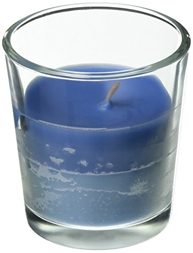 Nicole Home Collection Air Fresh Candle, Morning Dew and Tranquil Lake, 3 oz
