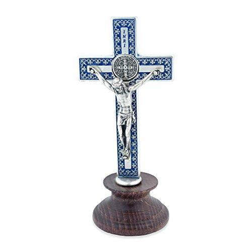 Italian Wall Crucifix - 7