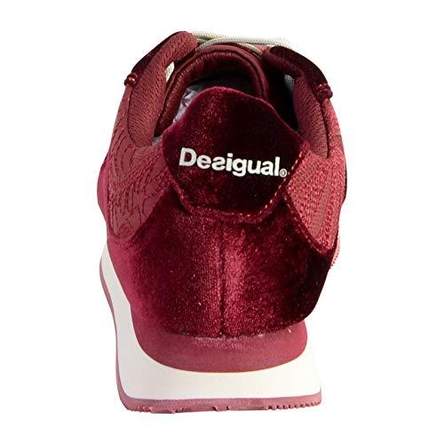 Sneakers Desigual Femme Basses Bordeaux Shoes galaxy Valkiria Winter wwTBaSqRA