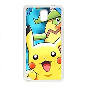 DAZHAHUI Pokemon alive world Cell Phone Case for Samsung Galaxy Note3