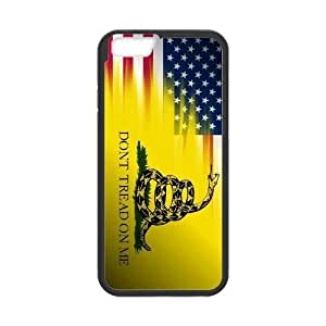 Dont Tread On Me Brand New Cover Case with Hard Shell Protection for Iphone6 4.7