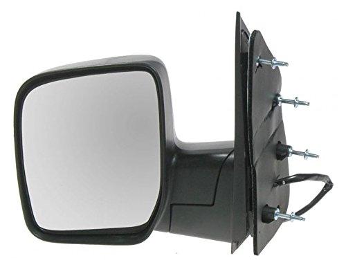 (Power Door Mirror Left LH Driver Side for 07-08 Ford Van Econoline)