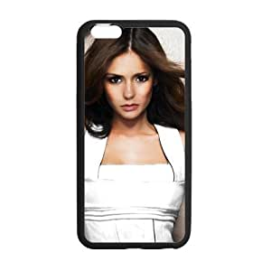 fashion case Cover Case for iphone 5c inch Nina Dobrev beautiful girl
