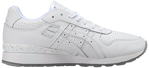 Leather II Asics White Trainers Mens GT xUtqTvz