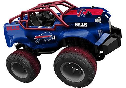 Officially Licensed NFL Remote Control Monster Trucks Buffalo Bills