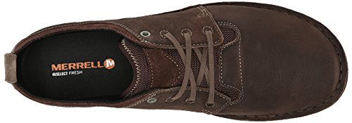 Merrell Men's Bask Sol Shoe, Cafe, 7.5 M US