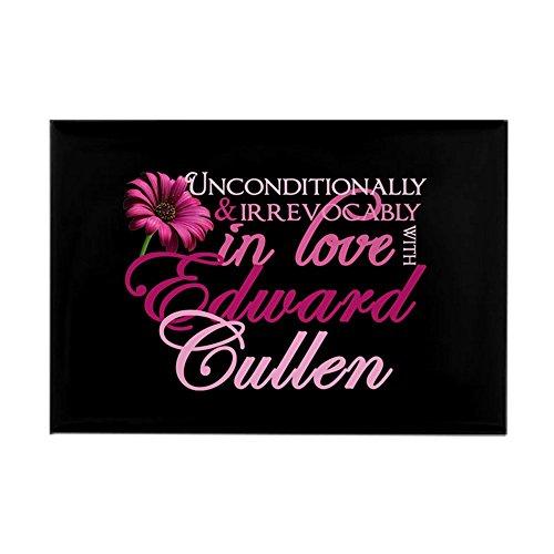 CafePress - Love Edward Cullen - Rectangle Magnet, 2