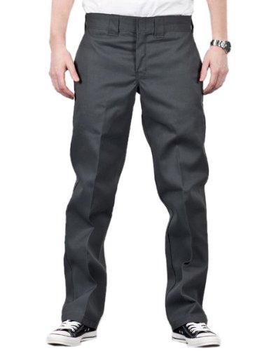 Dickies Grey Anthrazitgrau Homme charcoal Large Gris Pantalon xAvqRx7z1w