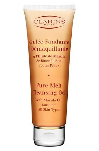 Clarins Pure Melt Cleansing Gel (Clarins Pure Melt Cleansing Gel with Marula Oil Gentle Cleansing - 3.9 fl oz)